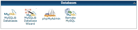 create databse in cpanel